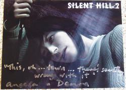 Silent Hill 2 - Dona Burke