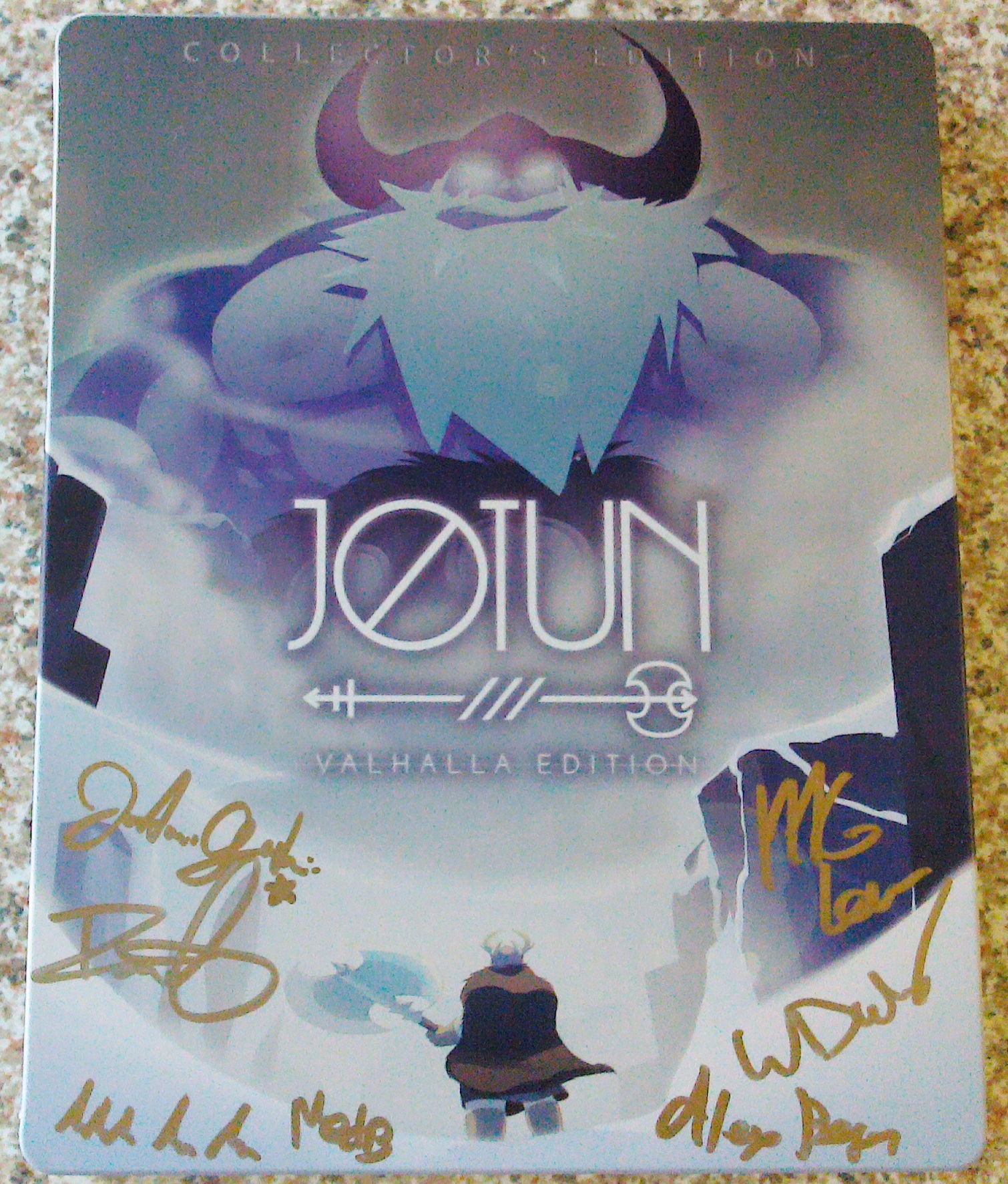 Jotun - Thunder Lotus Games