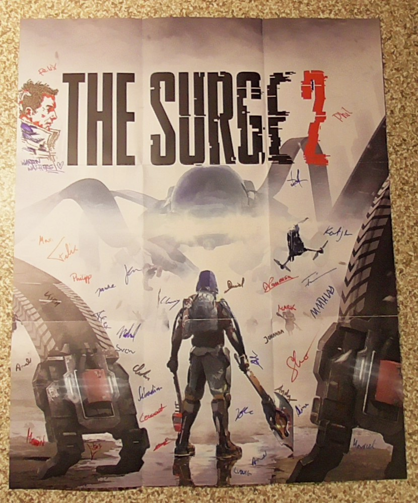 The Surge 2 - Deck13