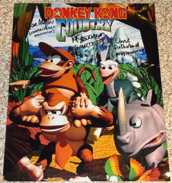 Donkey Kong Country - Various