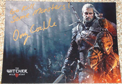 The Witcher 3 - Doug Cockle