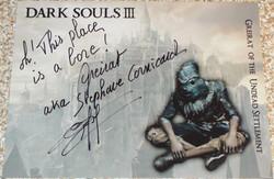 Dark Souls 3 - Stephane Cornicard