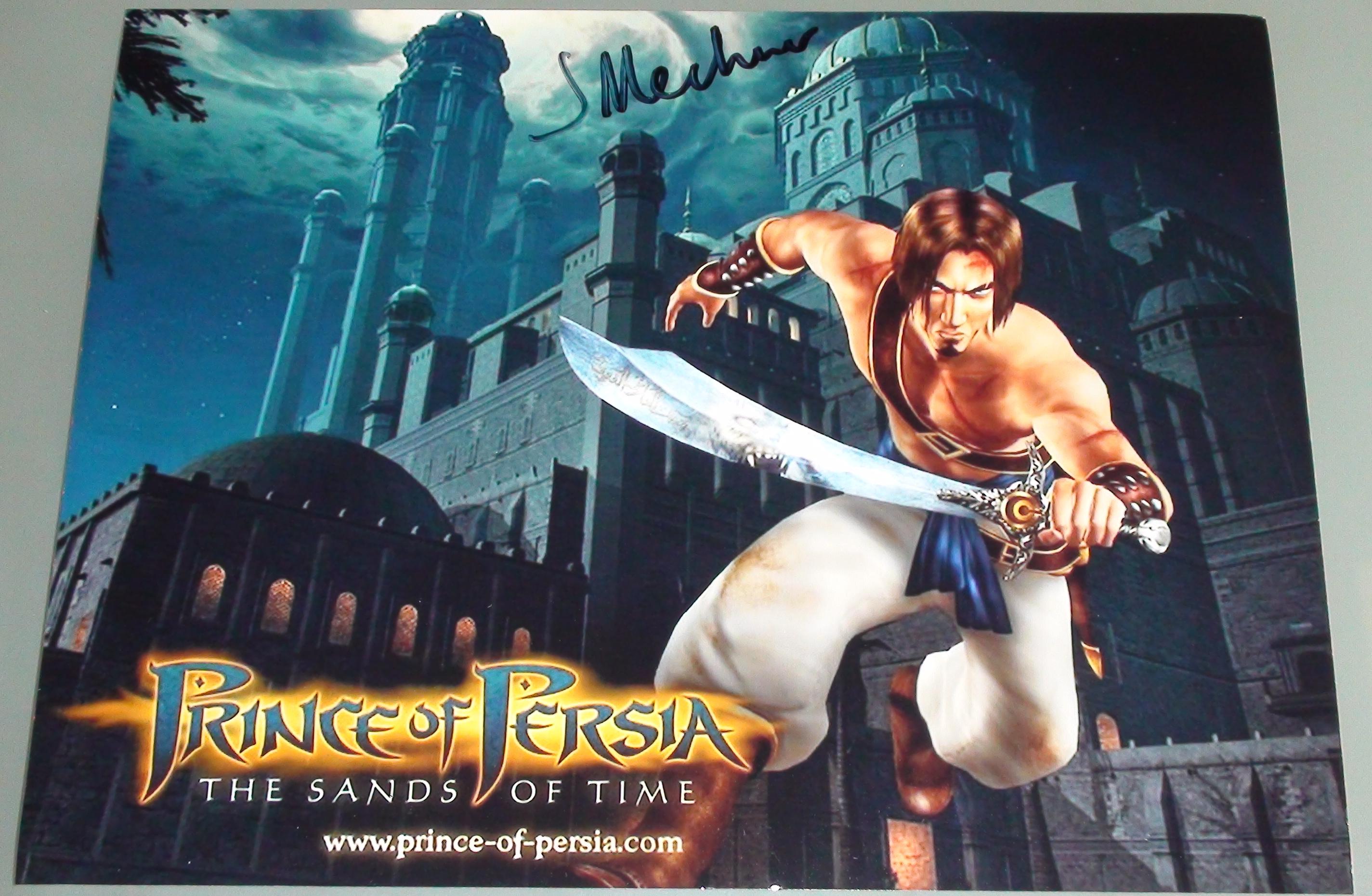 Prince of Persia - Jordan Mechner