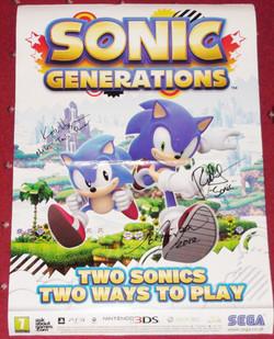 Sonic - Higgins, Smith, Iizuka