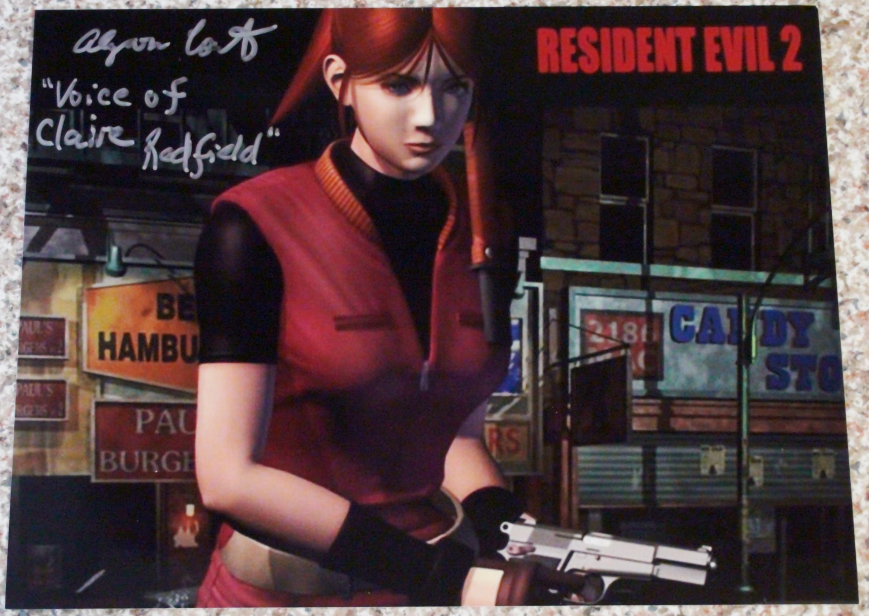 Resident Evil 2 - Alyson Court