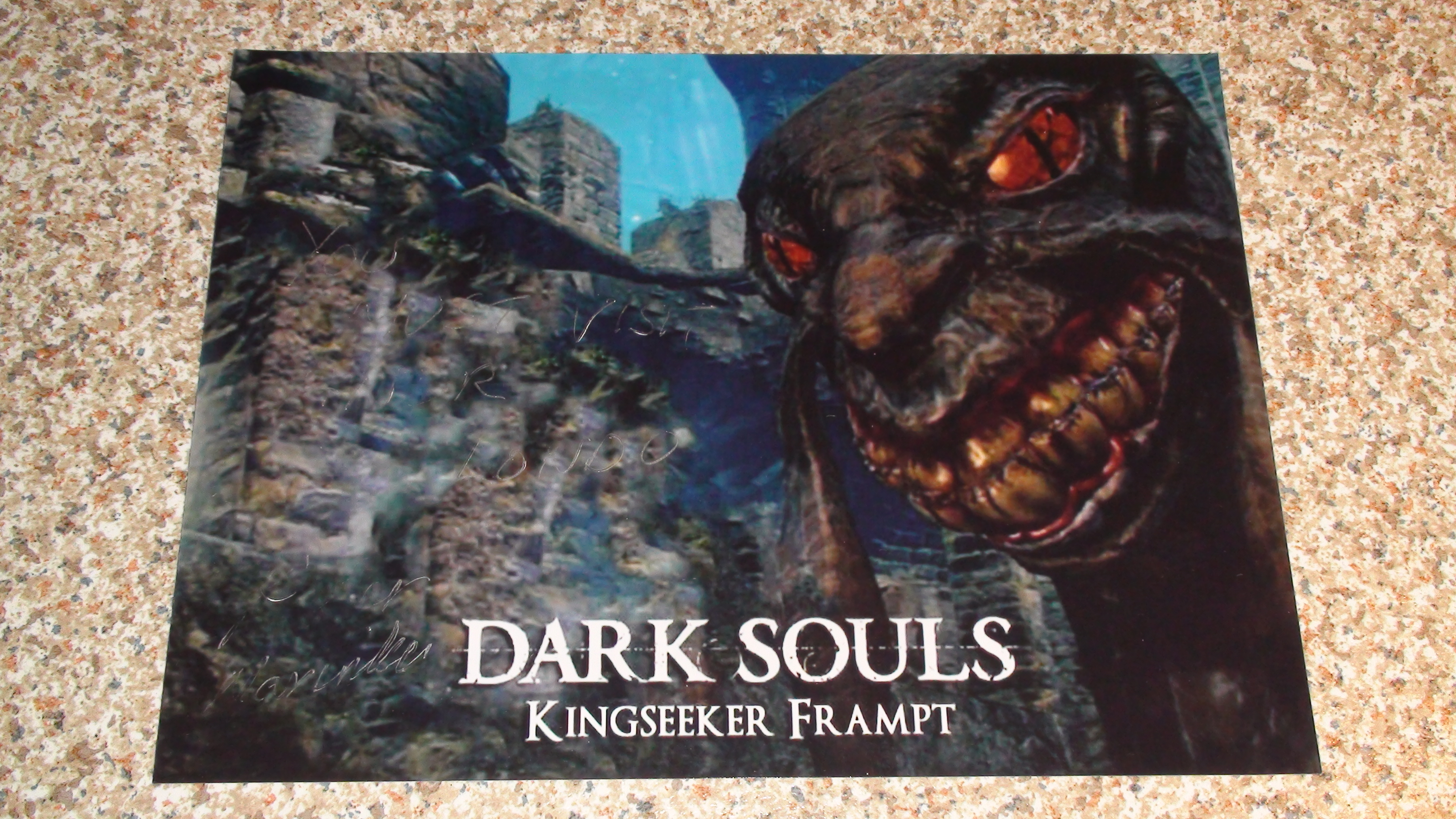 Dark Souls - Peter Marinker