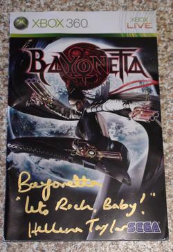 Bayonetta - Hellena Taylor