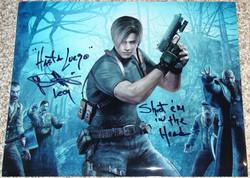 Resident Evil 4 - Paul Mercier