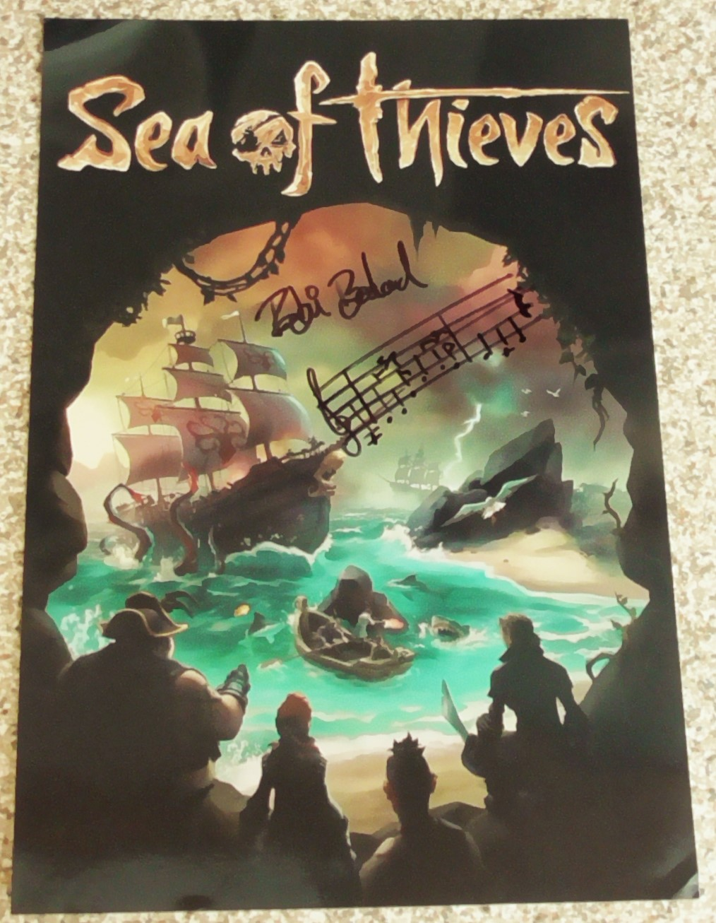 Sea of Thieves - Robin Beanland
