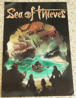 Sea of Thieves - Robin Beanland