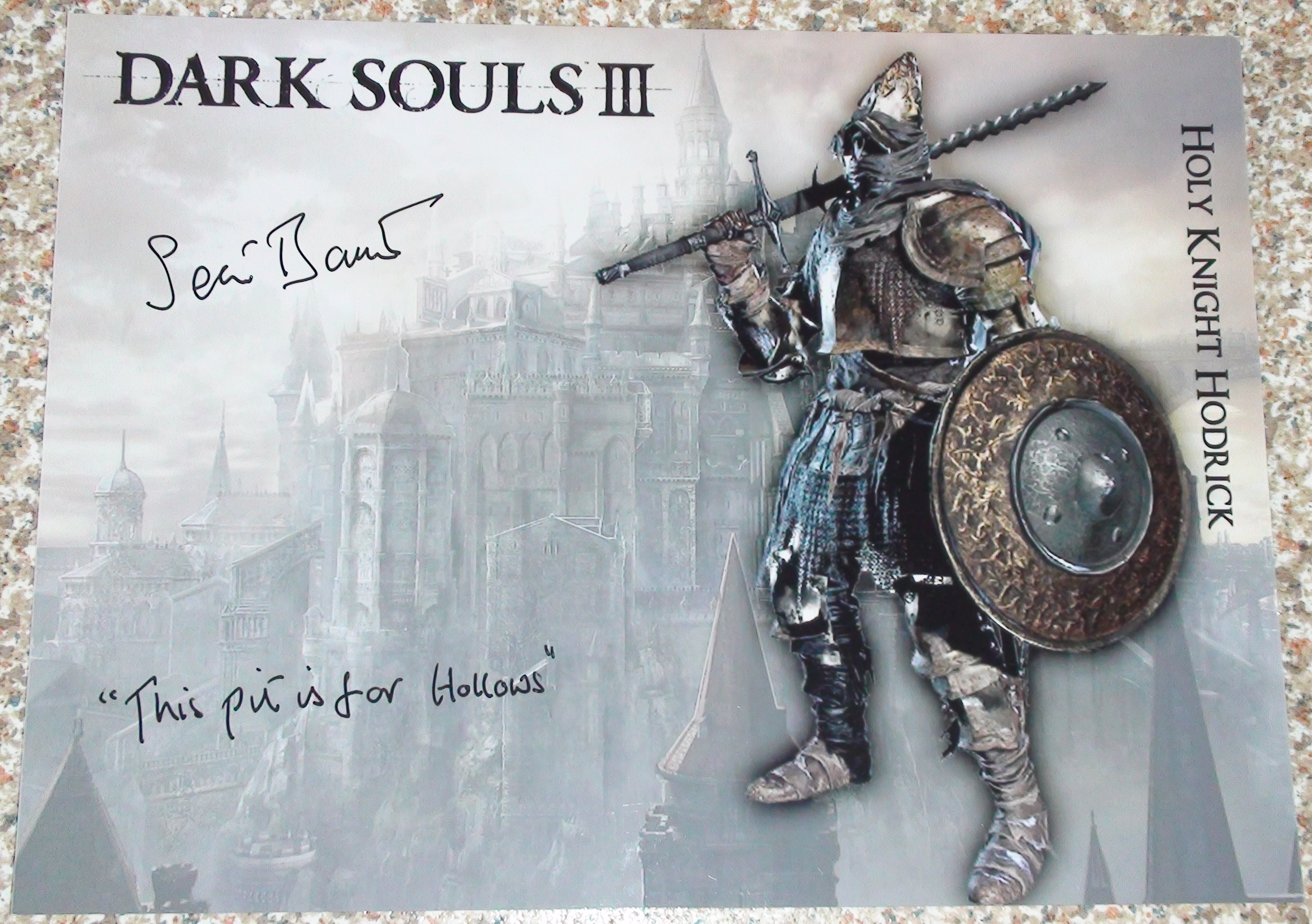 Dark Souls 3 - Sean Barrett