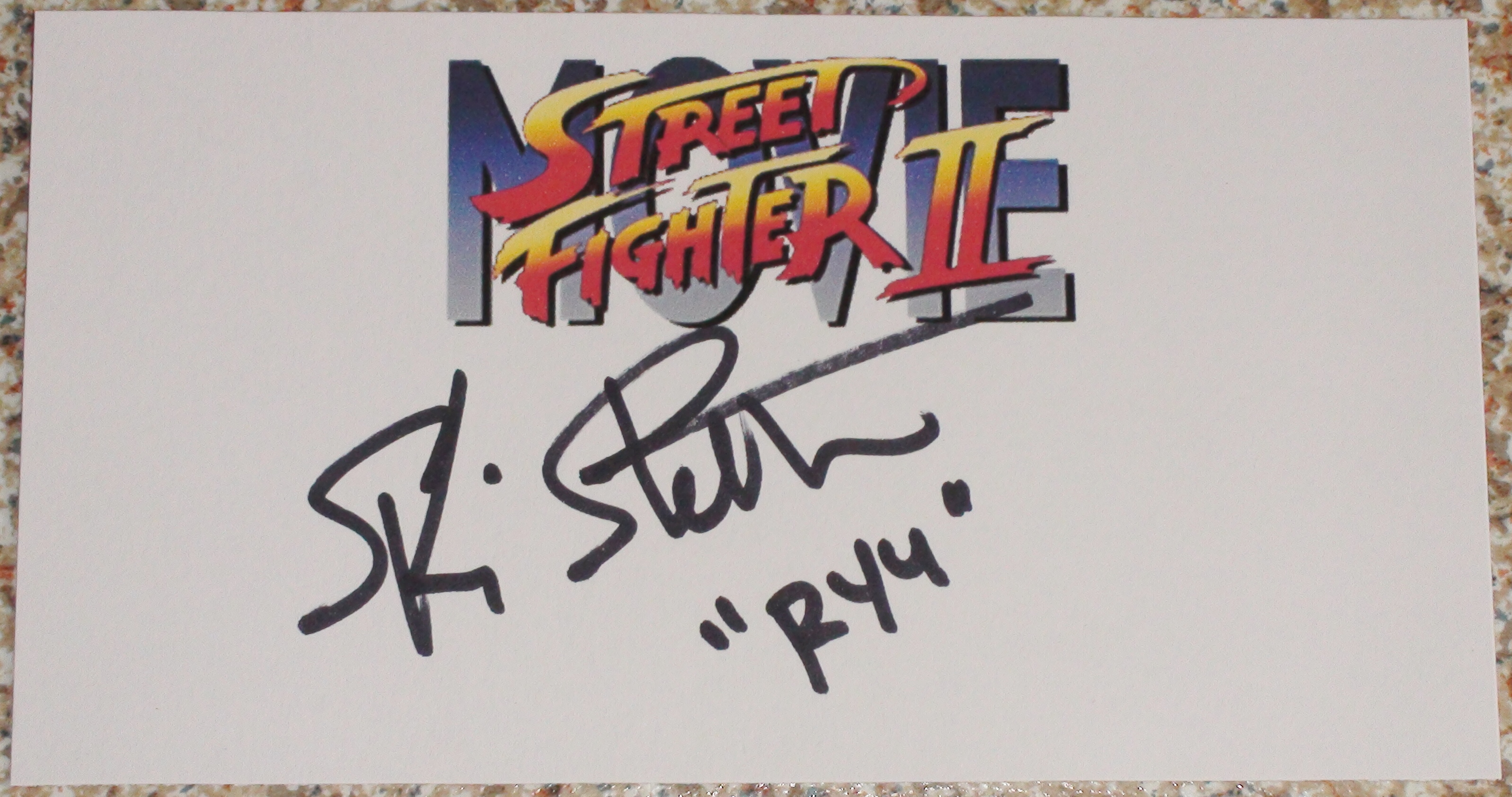 Street Fighter II - Skip Stellrehct
