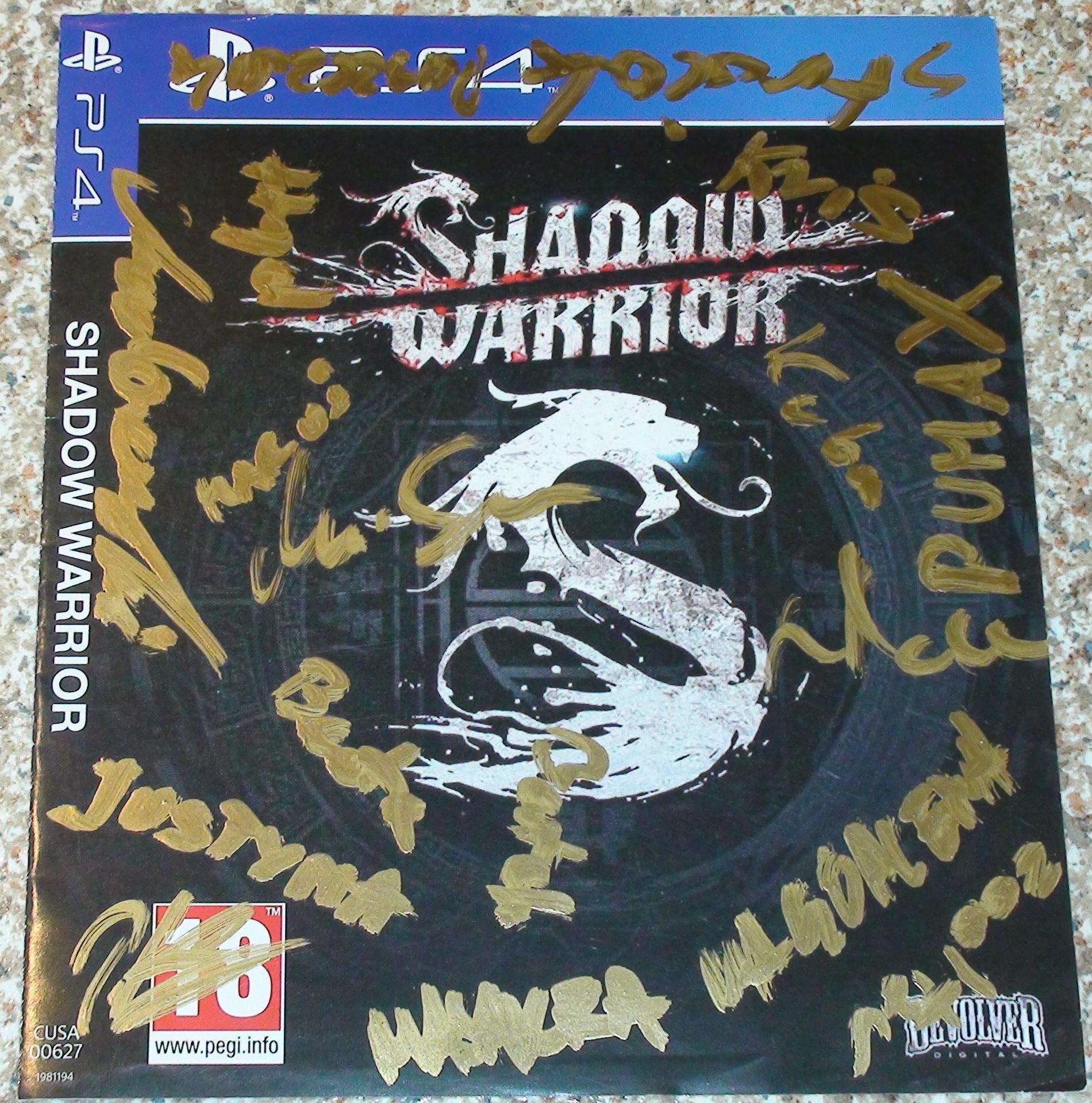 Shadow Warrior - Flying Wild Hog