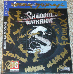 Shadow Warrior - Flying Wild Hog