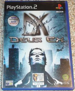 Deus Ex - Jay Anthony Franke