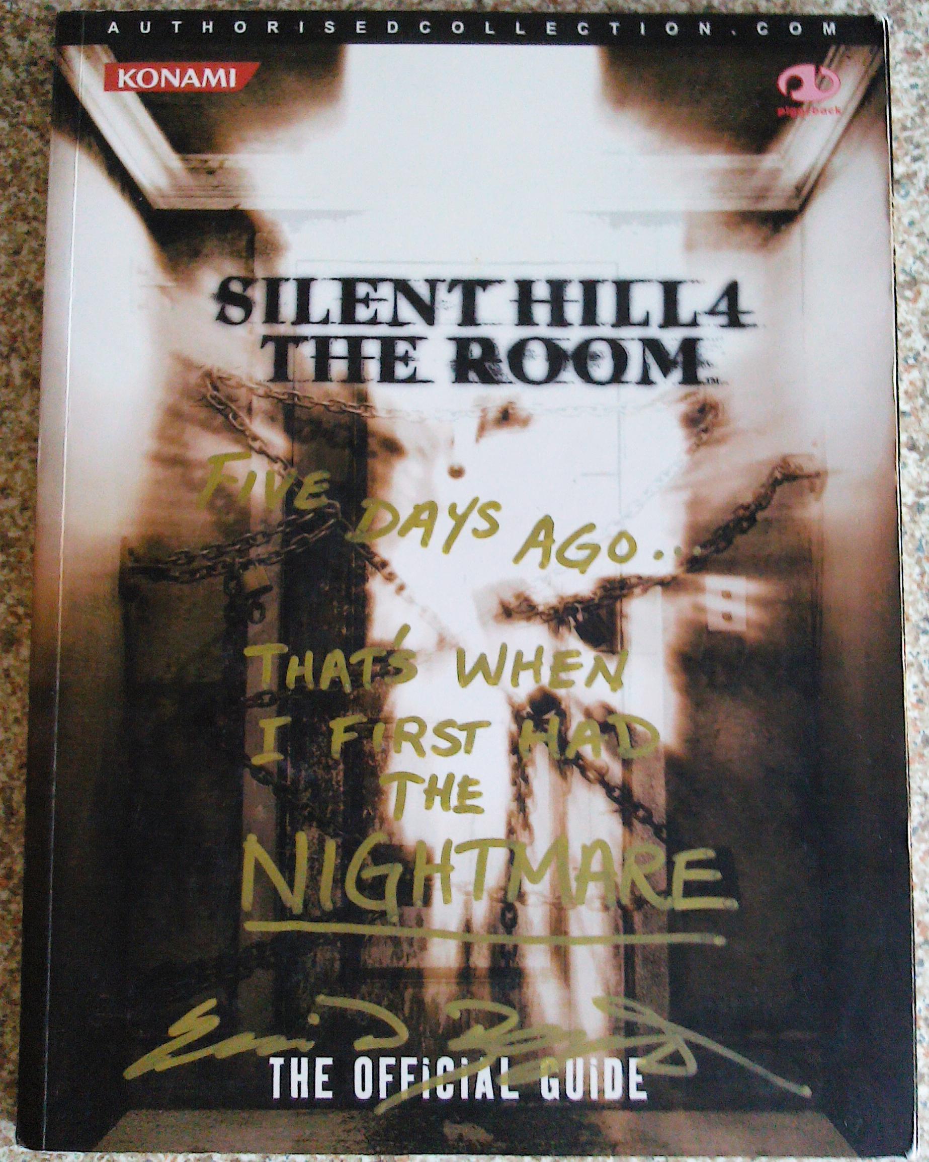 Silent Hill 4 - Eric Bossick