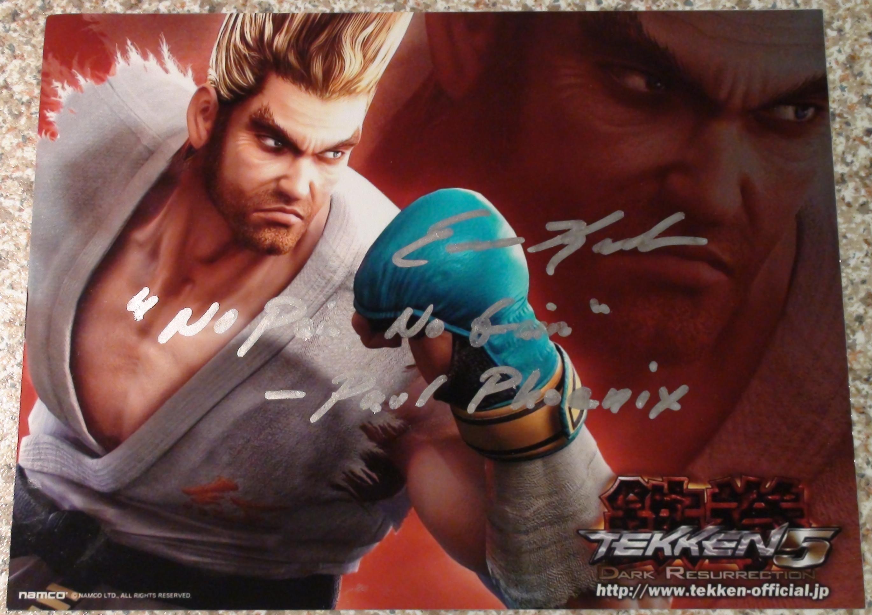 Tekken 5: DR - Eric Kelso