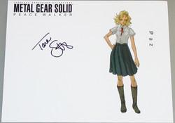 MGS: Peace Walker - Tara Strong