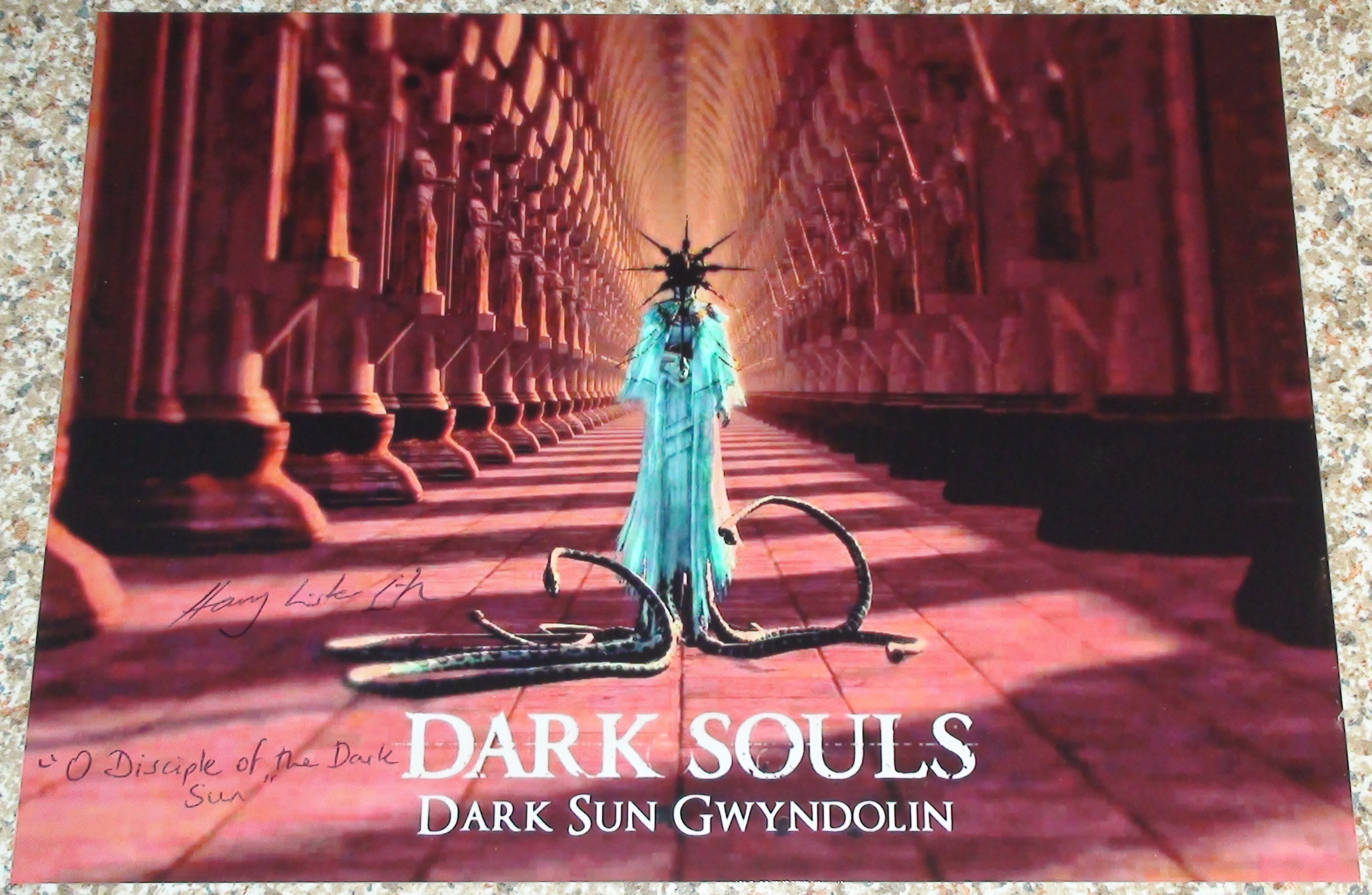 Dark Souls - Harry Lister Smith