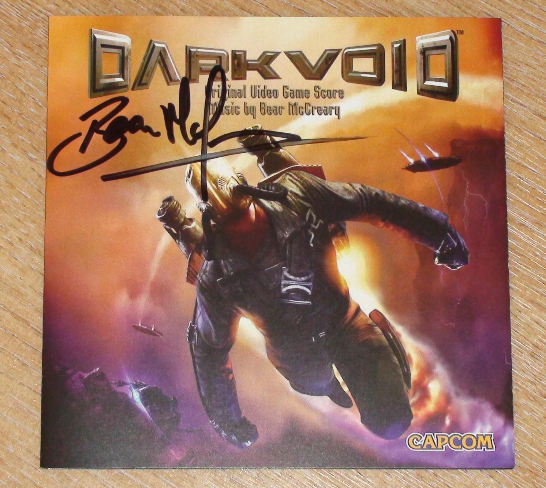 Darkvoid - Bear McCreary