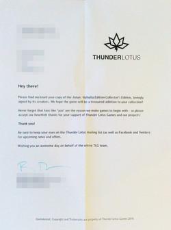 Thunder Lotus Games