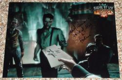 Bioshock Infinite - Karl Hanover
