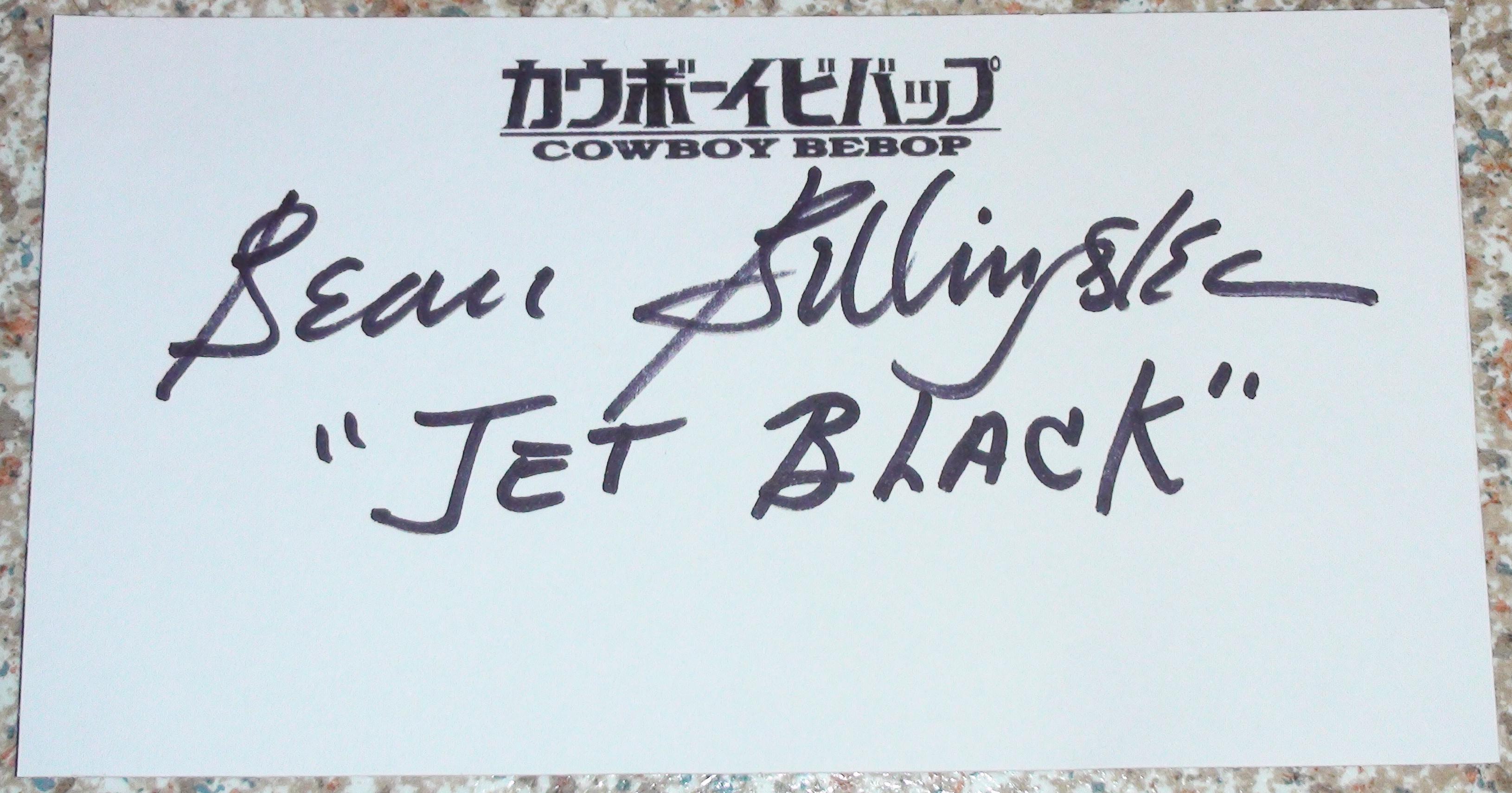 Cowboy Bebop - Beau Billingslea