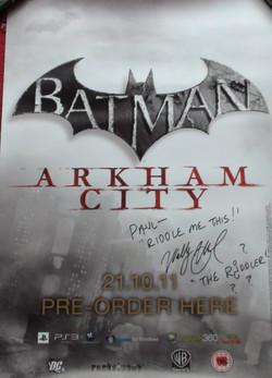 Batman: Arkham City - Wally Wingert