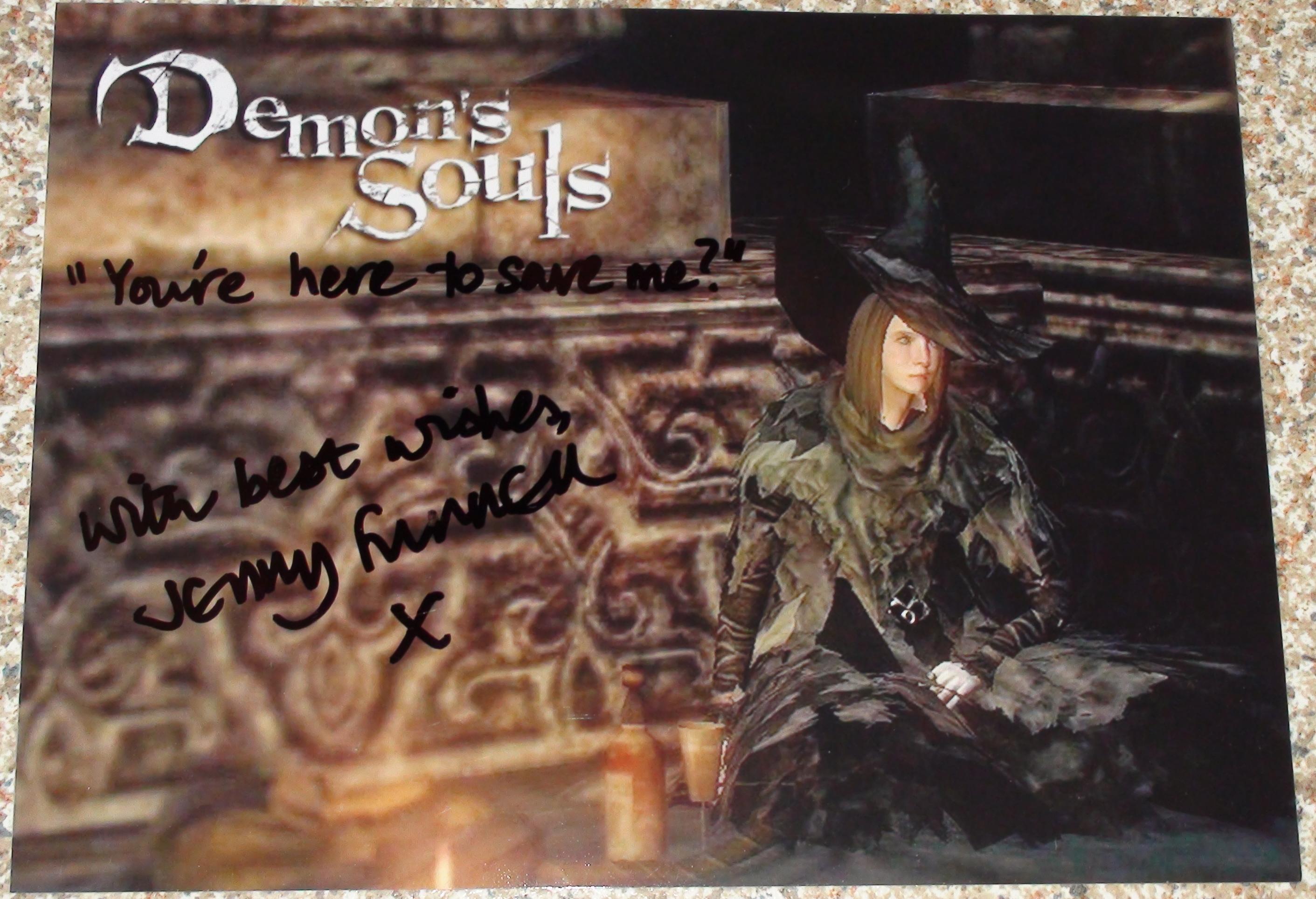 Demon's Souls - Jenny Funnell