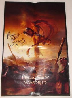 Heavely Sword - Rhianna Pratchett