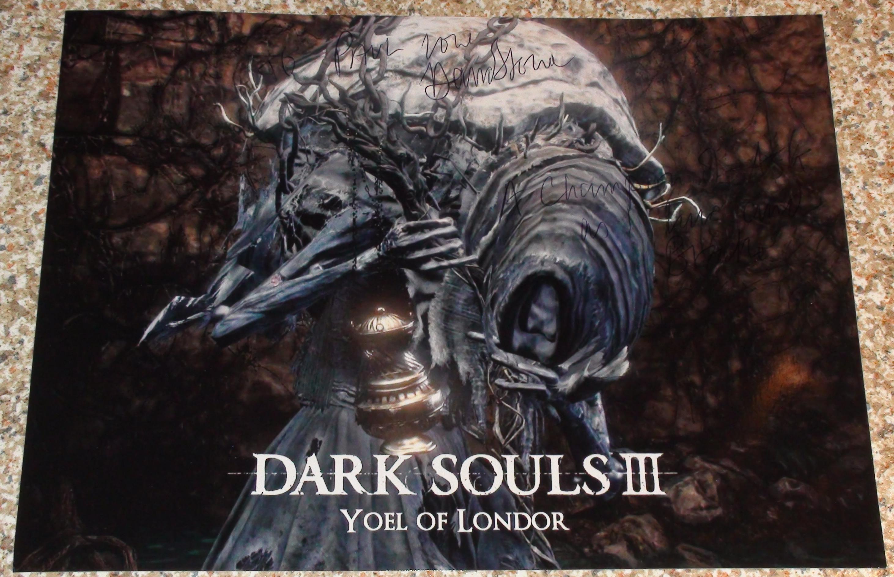Dark Souls 3 - David Sterne