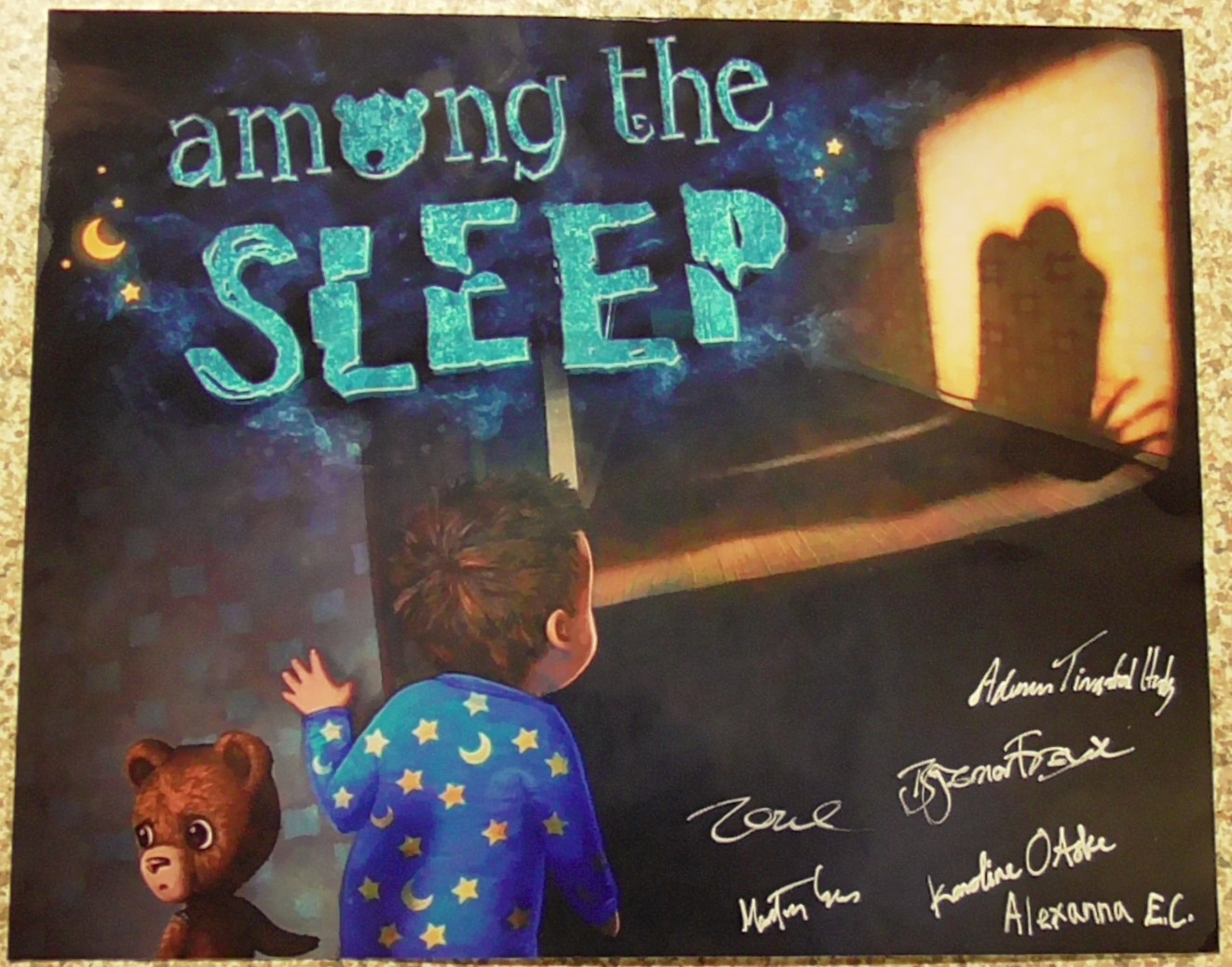 Among the Sleep - Krillbite