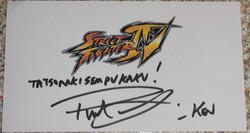 Street Fighter IV - Reuben Langdon