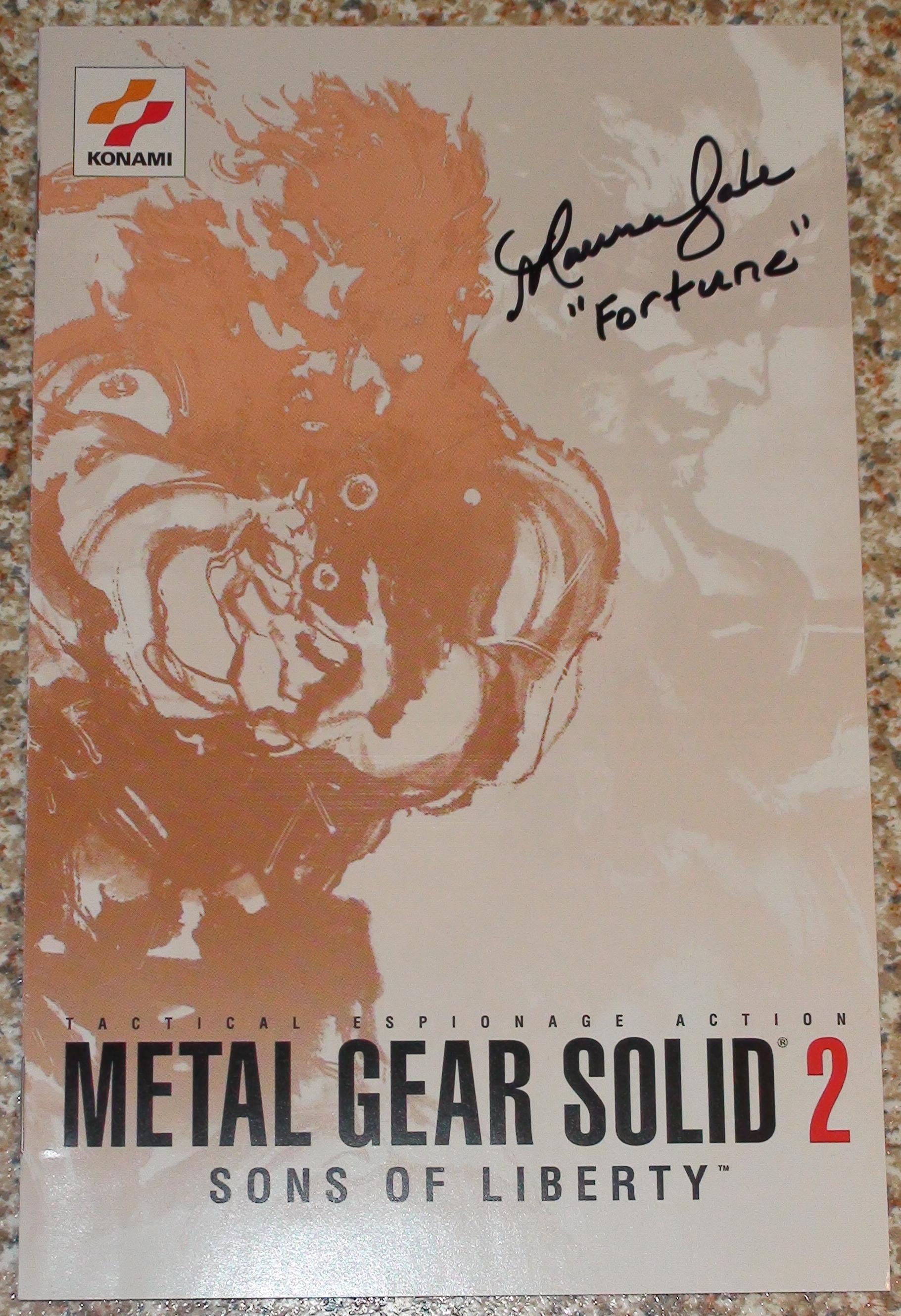 MGS 2 - Maura Gale