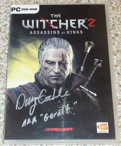 The Witcher 2 - Doug Cockle 1/2