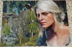 The Witcher 3 - Jo Wyatt