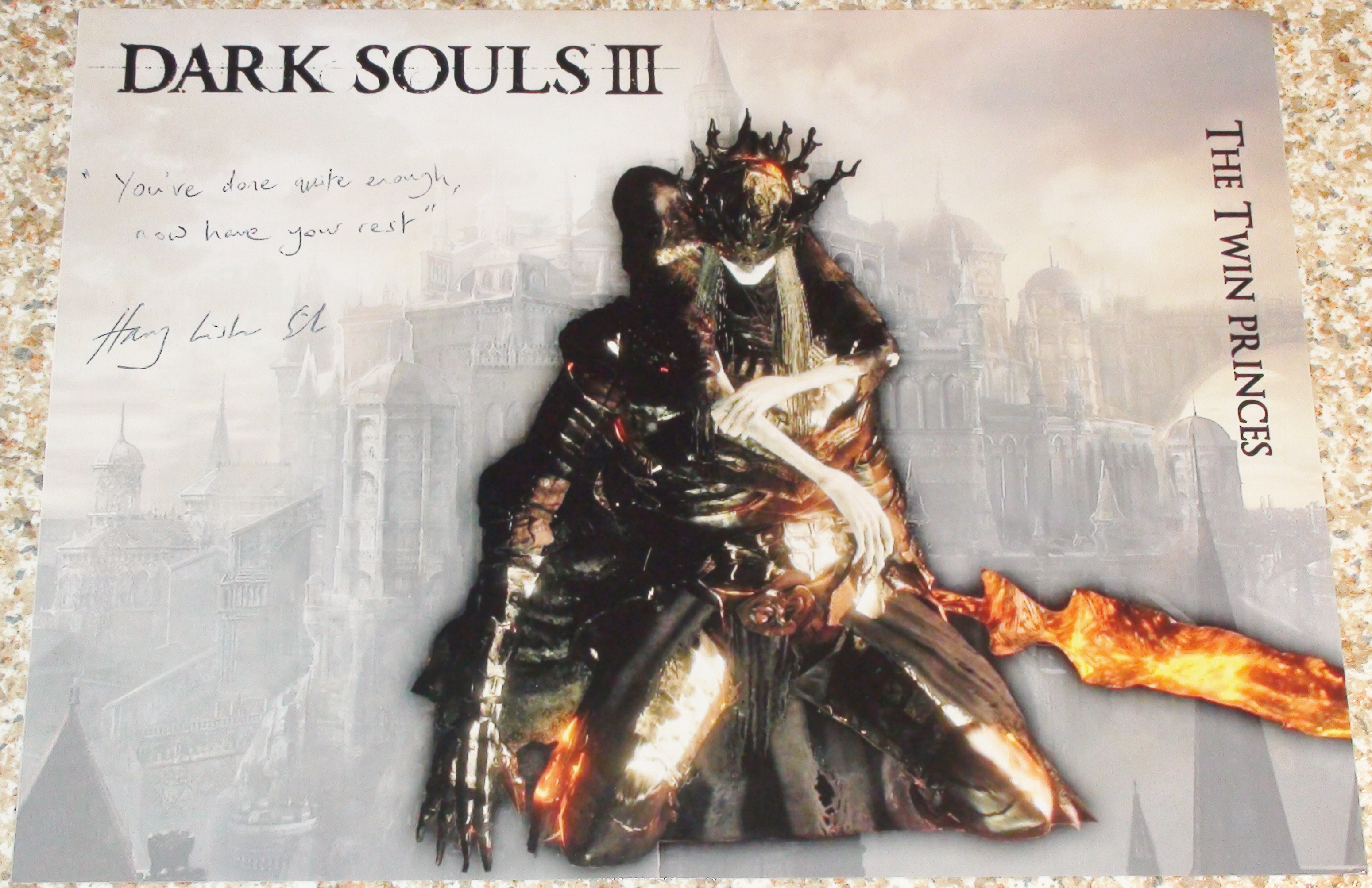 Dark Souls 3 - Harry Lister Smith