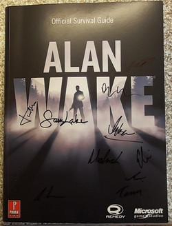 Alan Wake - Remedy