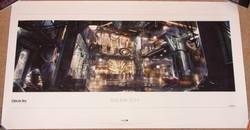 Deus Ex - Lithograph
