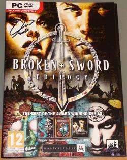 Broken Sword Trilogy - Charles Cecil