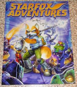 StarFox Adventures - Steve Malpass