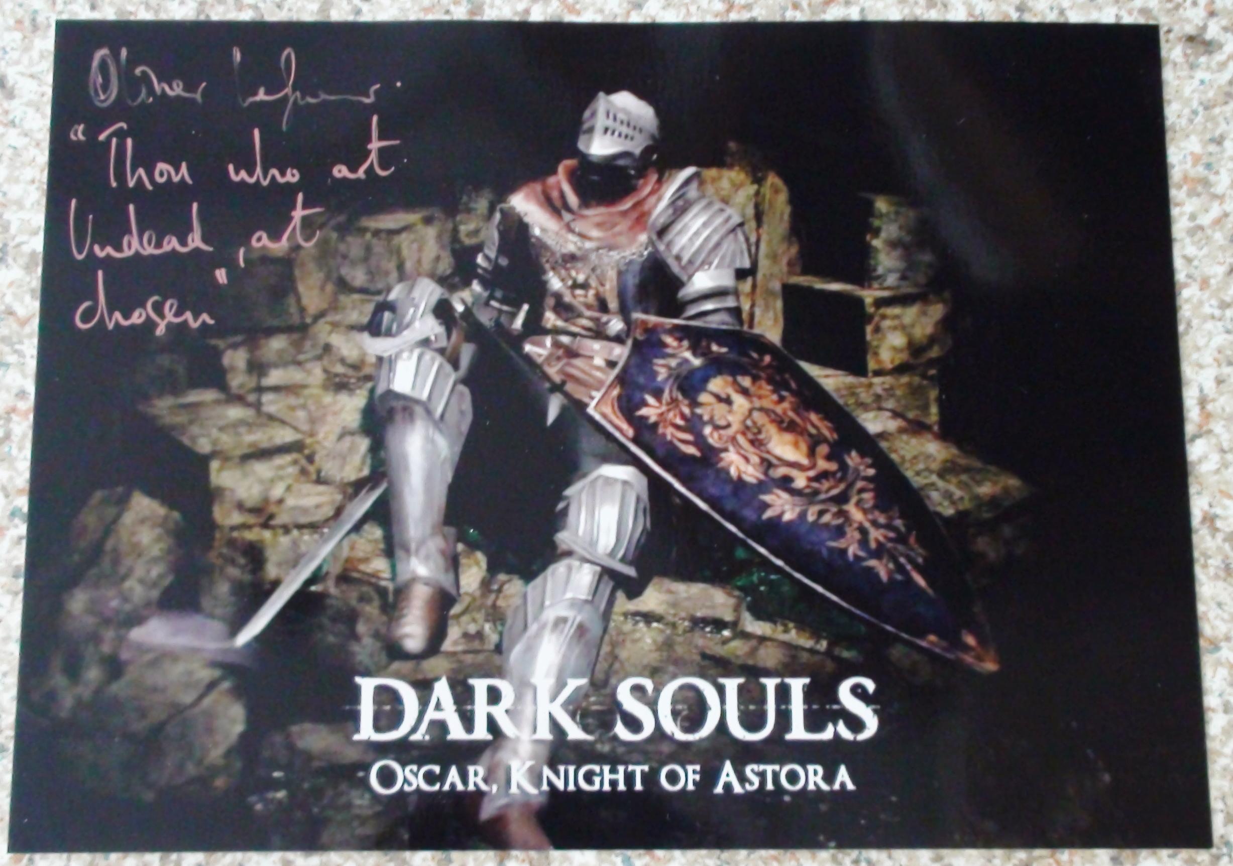 Dark Souls - Oliver Le Sueur