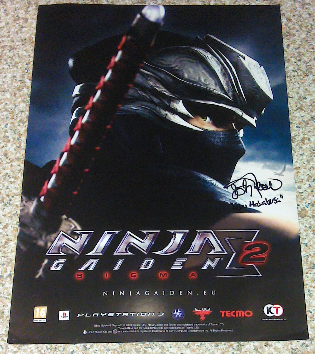 Ninja Gaiden 2 - Josh Keaton