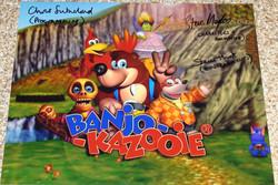 Banjo Kazooie - Various Dev Team