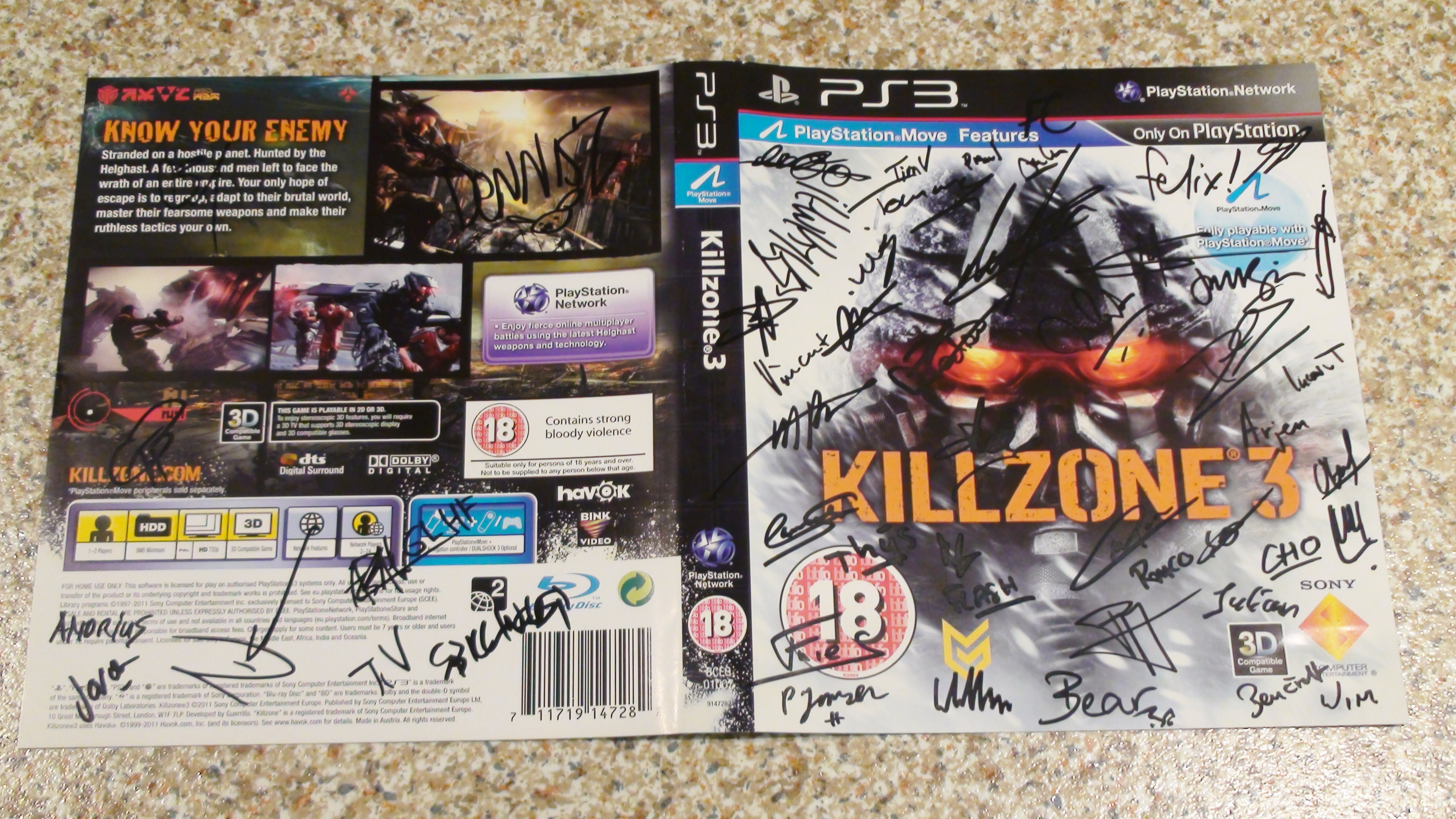 Killzone 3 - Guerrilla Games