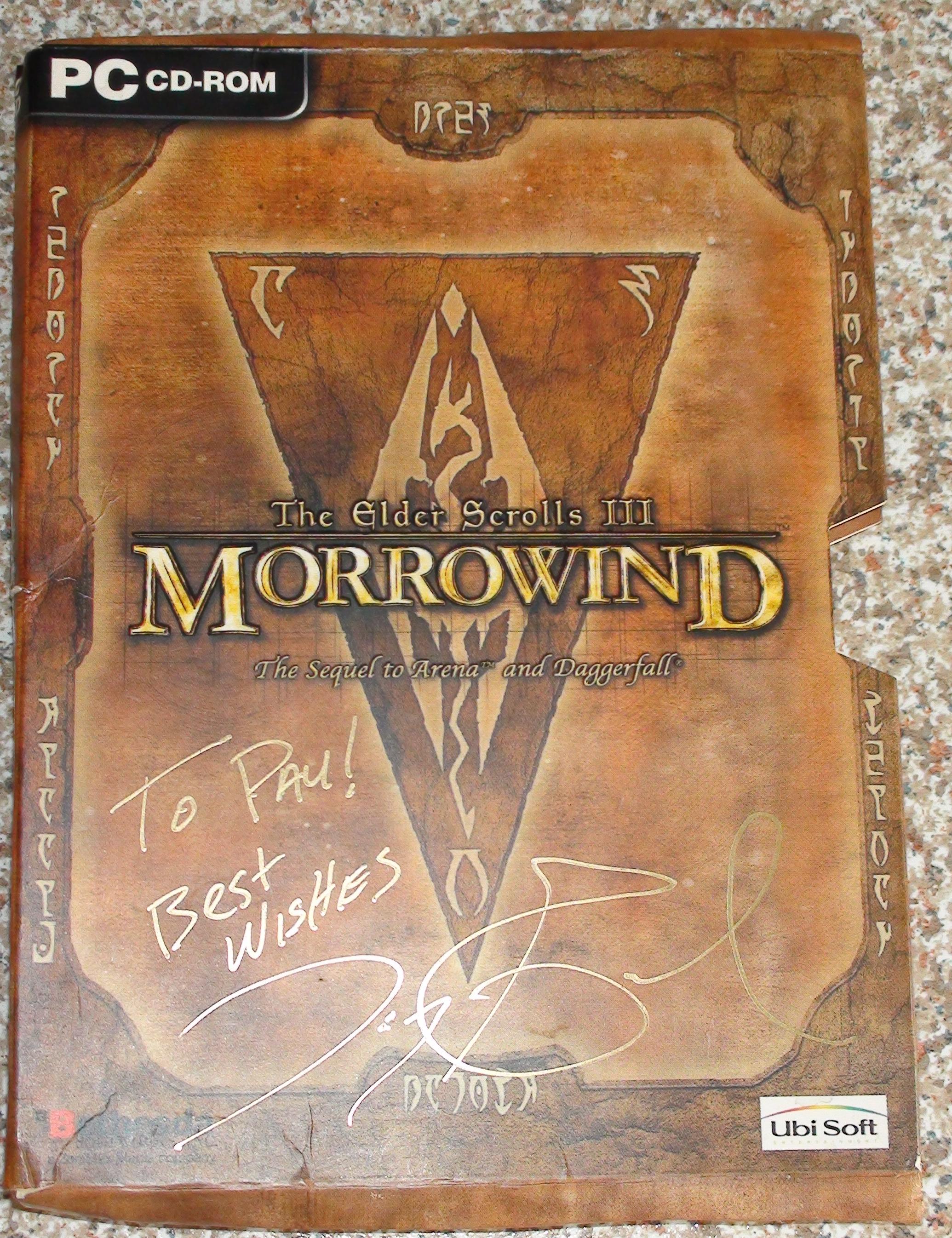 Elder Scrolls: Morrowind - Soule