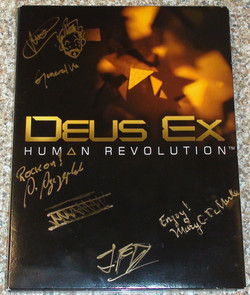 Deus Ex - Eidos Montreal Dev Team