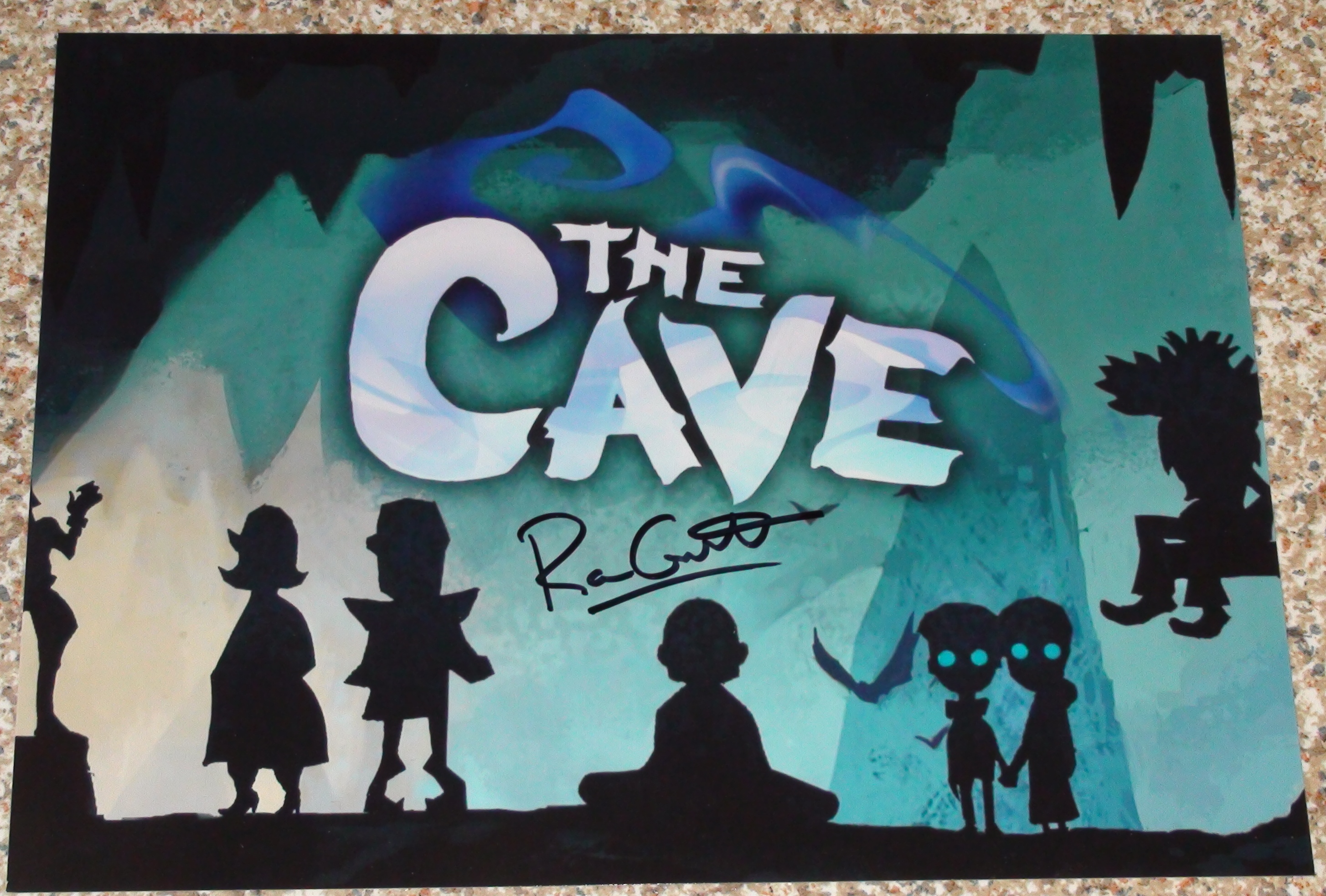 The Cave - Ron Gilbert