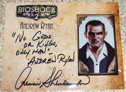 Bioshock 2 - Armin Shimerman
