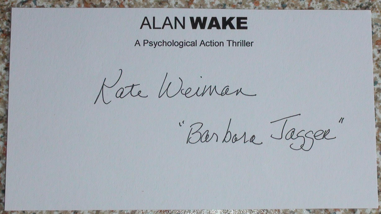 Kate Weiman
